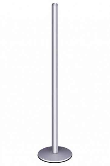 Multi Stand 2-channel 190cm. Pole + Base + Top