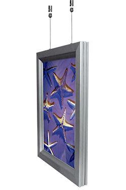 SNAP-LIGHT double 50x70cm
