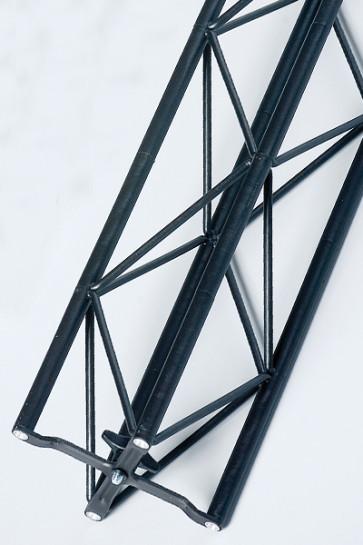 Exibit module 120 cm - black