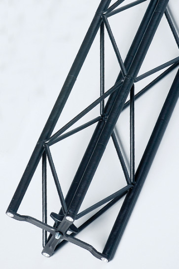 Exibit module 170 cm - black