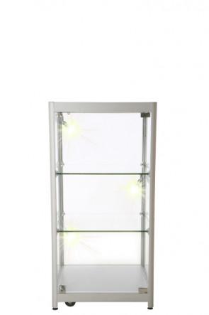 Showcase Counter, Solo - Silver