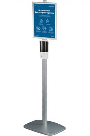 Mini Multi Stand, Dispenser + Frame A4