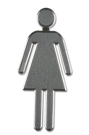 Icon Sign Figure - Woman