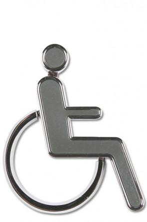 Icon Sign Figure - Handicap