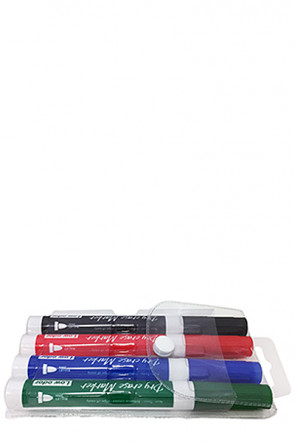 White Board Marker - 4 colour mix