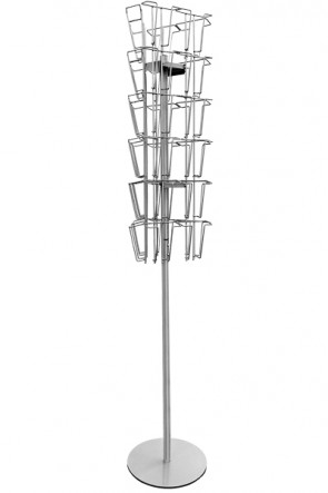 Wire Stand 36xA6 / M65 silver