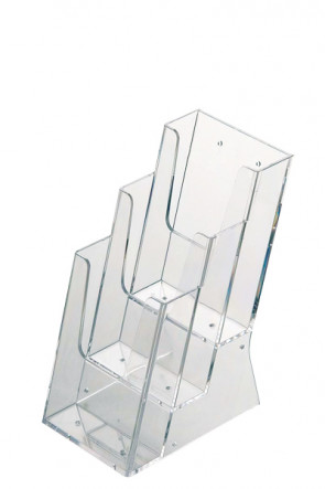 Acrylic Multi Dispenser 3xM65