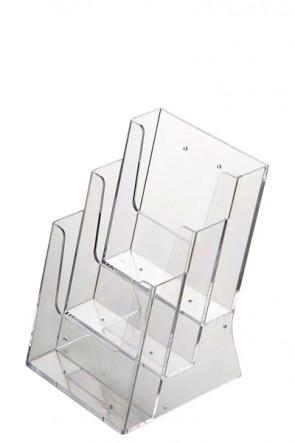 Acrylic Multi Dispenser 3xA5