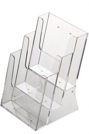 Acrylic Multi Dispenser 3xA4