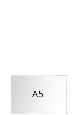 Swing Wing Acrylic - Horizontal A5