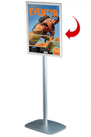 Mini Multistand 1 - Single sided A3 Snap Frame