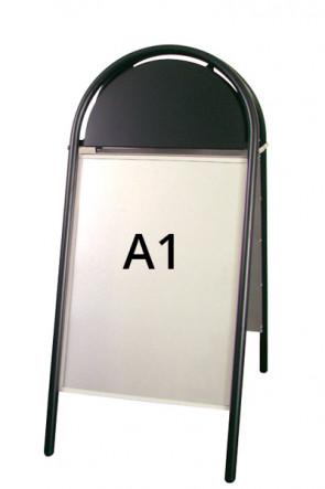 EXPO GOTIK pavement board 25mm A1 black