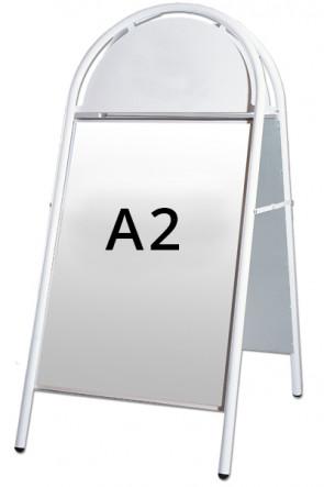 EXPO GOTIK pavement board 25mm A2 white