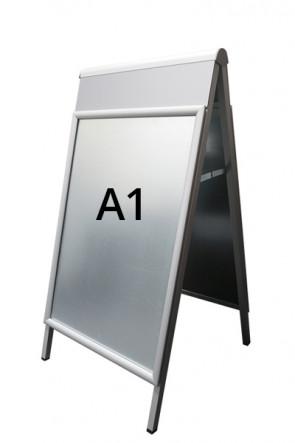 Alu-Line Logo-Change,  A1 (M) ALU