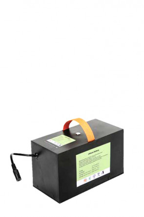 Battery for LED Wind-Sign Waterbase