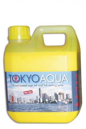 TOKYO AQUA ink 1 ltr. yellow