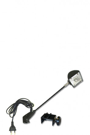 Spotlight 150W for Expo Wall 3 and 4  - black