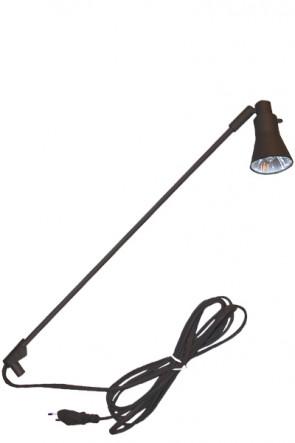 Spotlight 50 W for ROLL-UP - Black