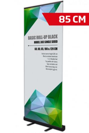 Basic Roll-up, Single Model 85 - black