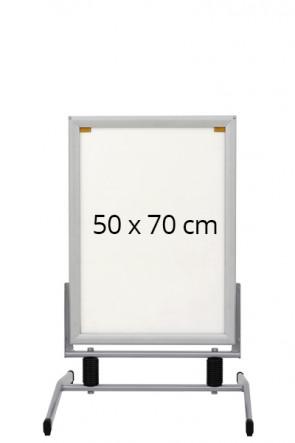 WIND-LINE BASIC pavement board 40mm (M) 50x70cm alu