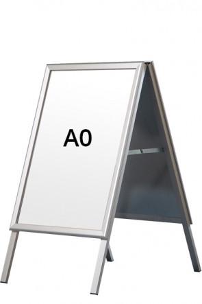 ALU-LINE pavementboard 32mm A0 (M) ALU
