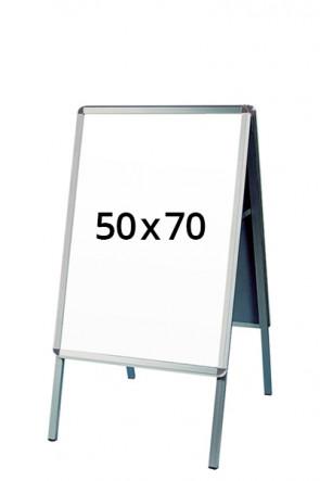 ALU-LINE pavementboard 32mm 50x70cm (R) ALU