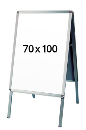 ALU-LINE pavementboard 32mm 70x100cm (R) ALU