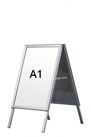 ALU-LINE pavementboard 32mm A1 (M) ALU