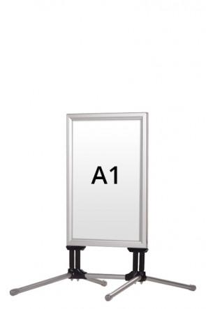 WIND-LINE BUDGET pavement board 40mm (M) A1 alu
