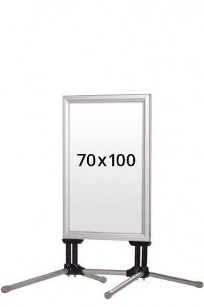 WIND-LINE BUDGET pavement board 40mm (M) 70x100cm alu