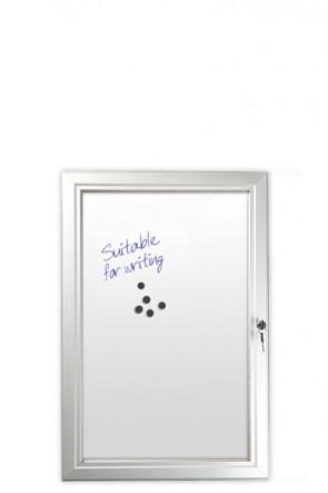 INFOBOX magnetic w/lock 6xA4