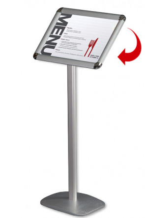 EXPO INFO STAND Vertical/Horizontal  25mm A3 alu