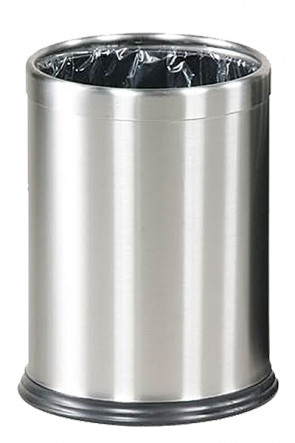 Indoor Waste Bin - Stainless