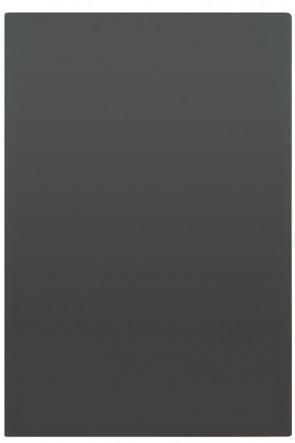 Info Module Board. Total Size  80x98cm . Charcoal. RAL 7016