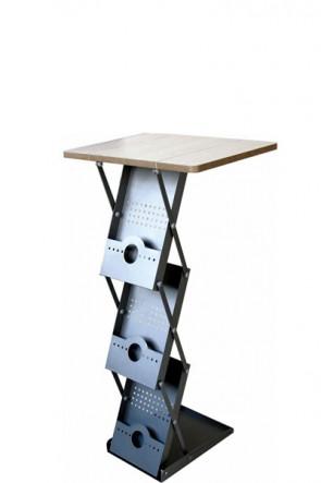 Flex Counter w/case 3xA4 - grey
