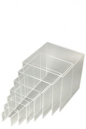 Nesting Shelves x 7 - clear