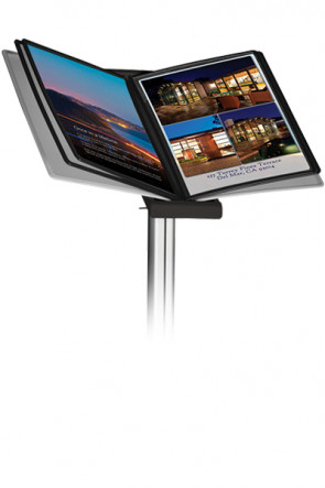 Reference Rack Top for Mini Multi Stand - Black
