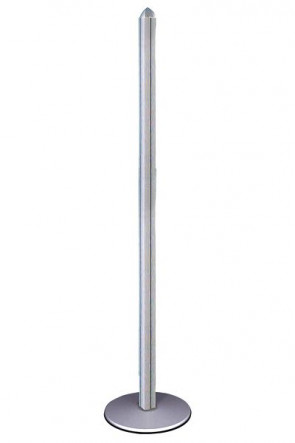 Multistand 4-channel 190cm. Pole + Base + Top
