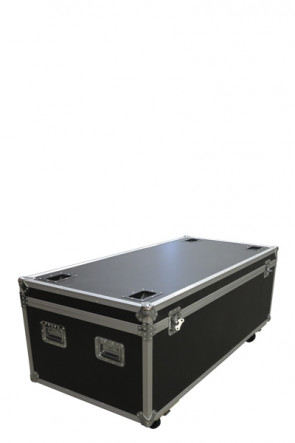 Transport Flight case,  Interior size 155x70x50cm